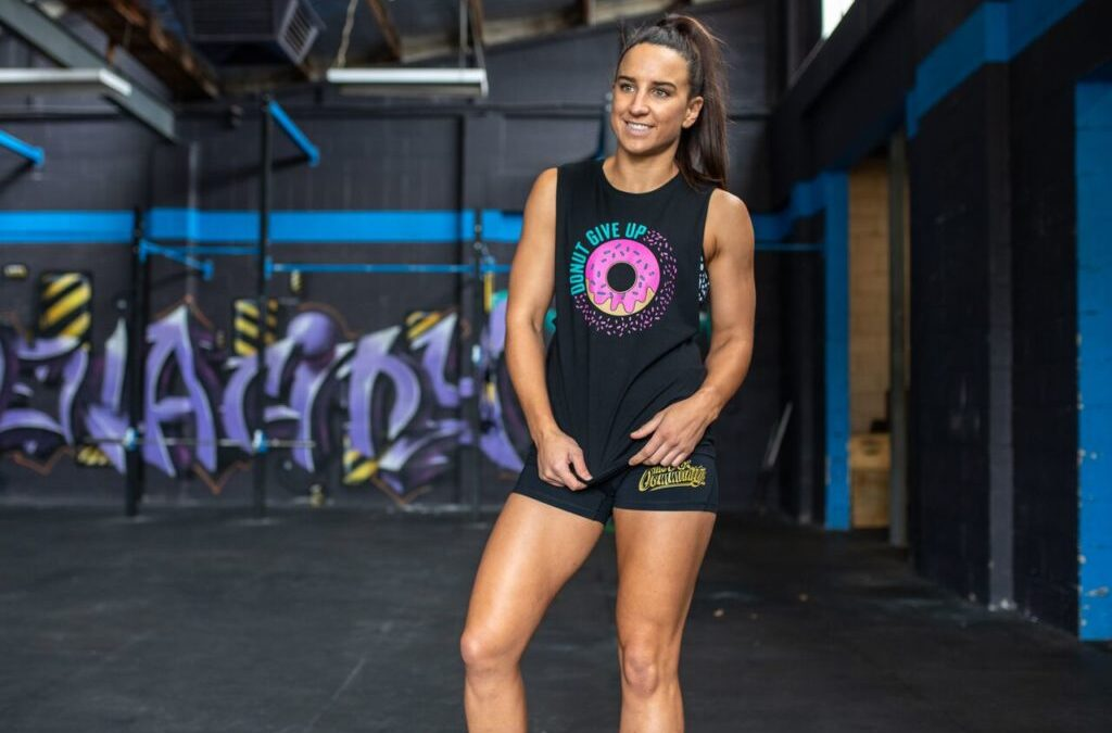 ADELAIDE AFLW GUN JESS SEDUNARY ON KEEPING FIT OUTSIDE OF FOOTY